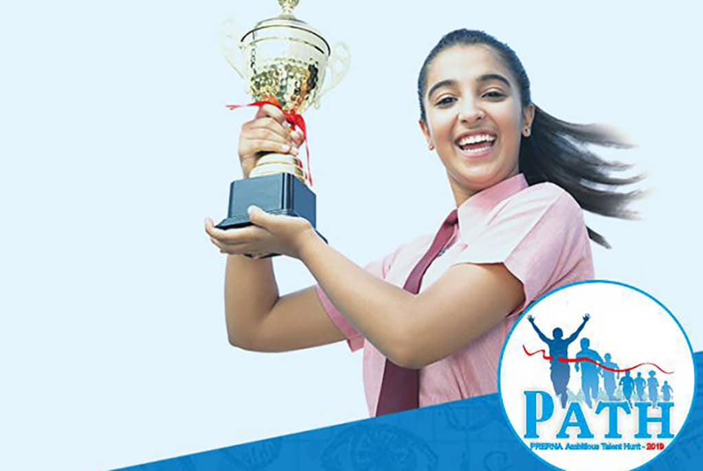 Prerna Ambitious Talent Hunt Exam (PATH) 2019