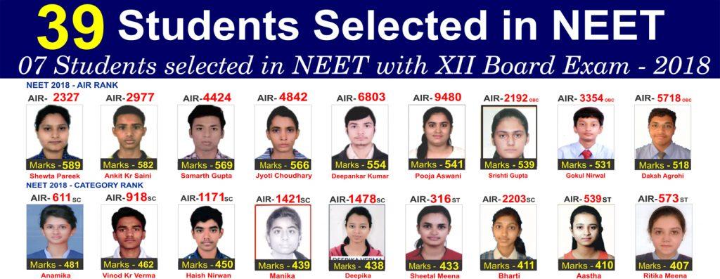 NEET Result 2018