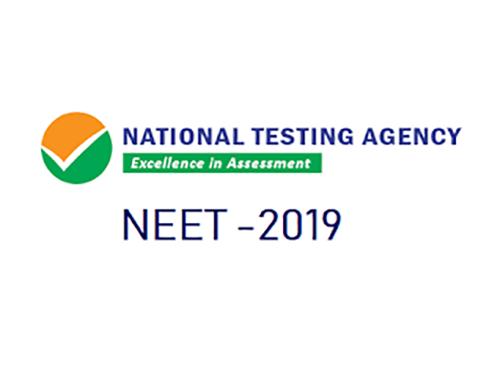 NEET 2019 latest news